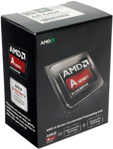 AMD A6-6400K Dual Core 3.9GHz Socket FM2 Richland CPU